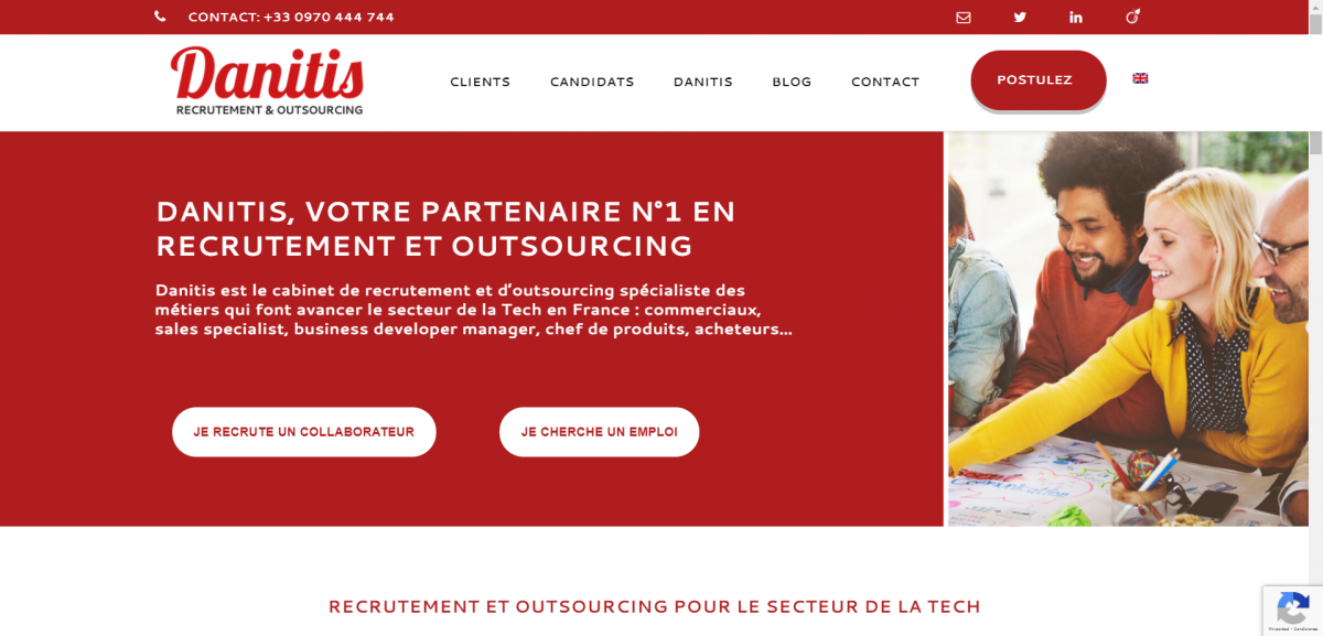 Danitis Recrutement & Outsourcing