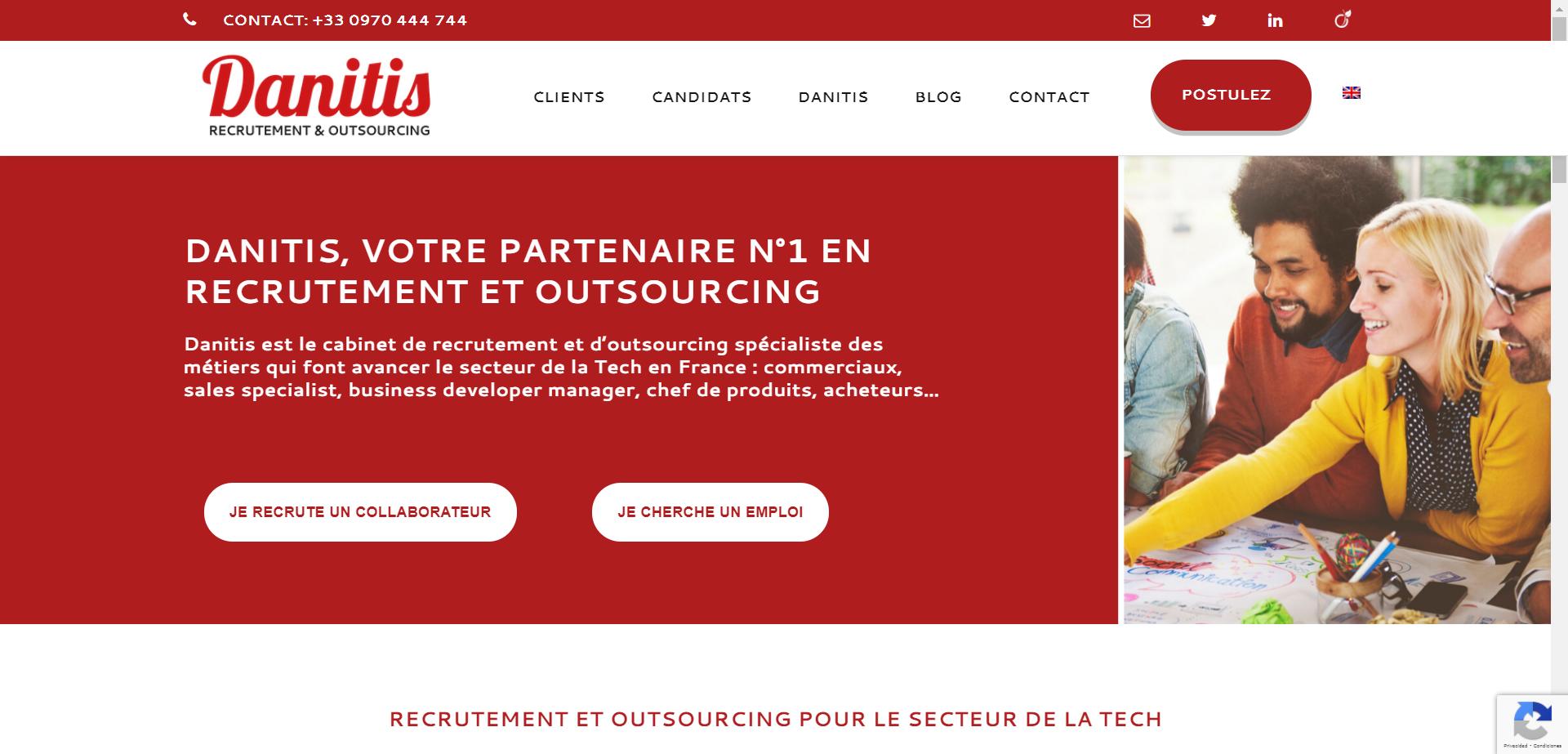Danitis Recrutement & Outsourcing