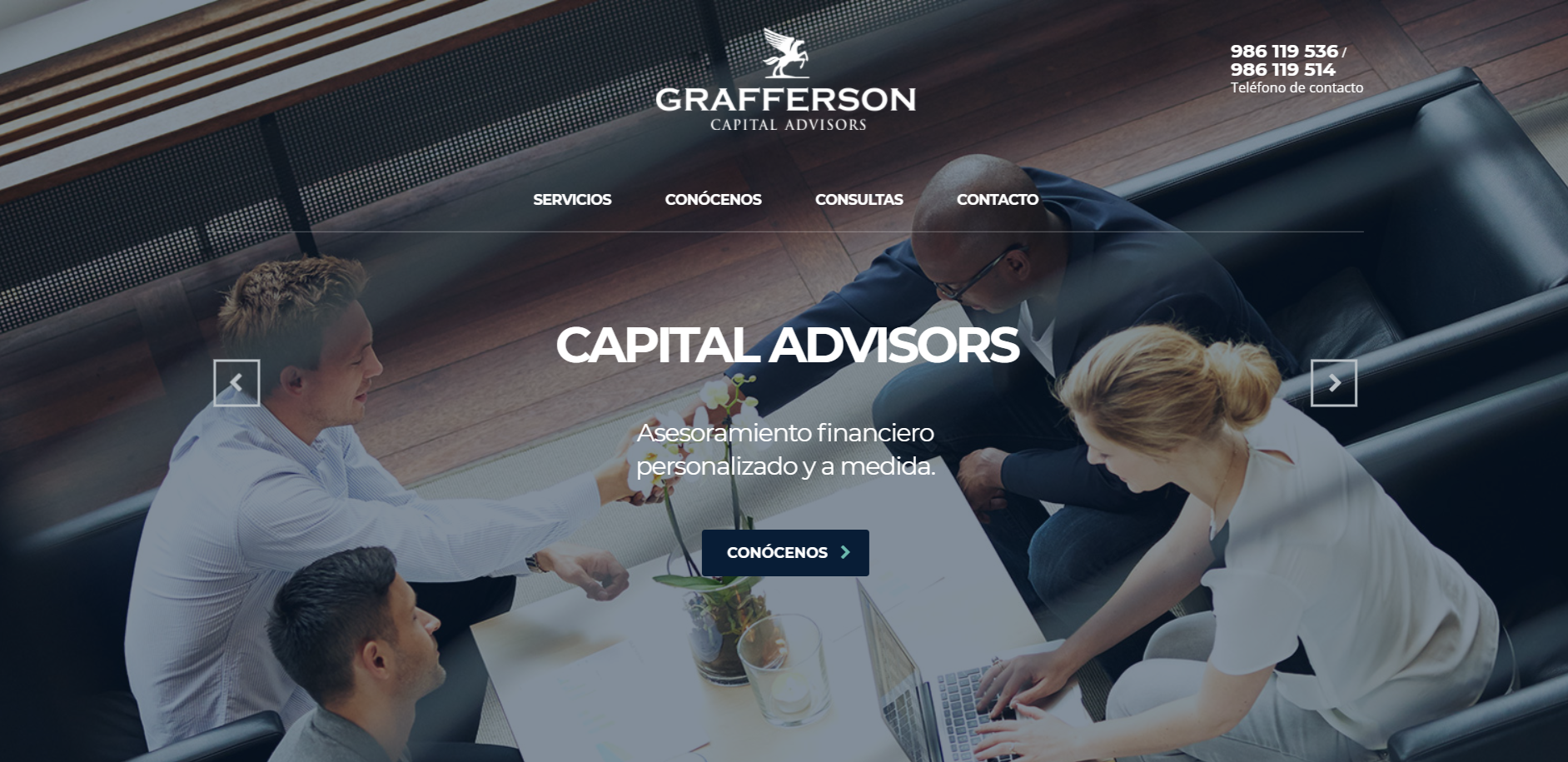 Grafferson Capital Advisors